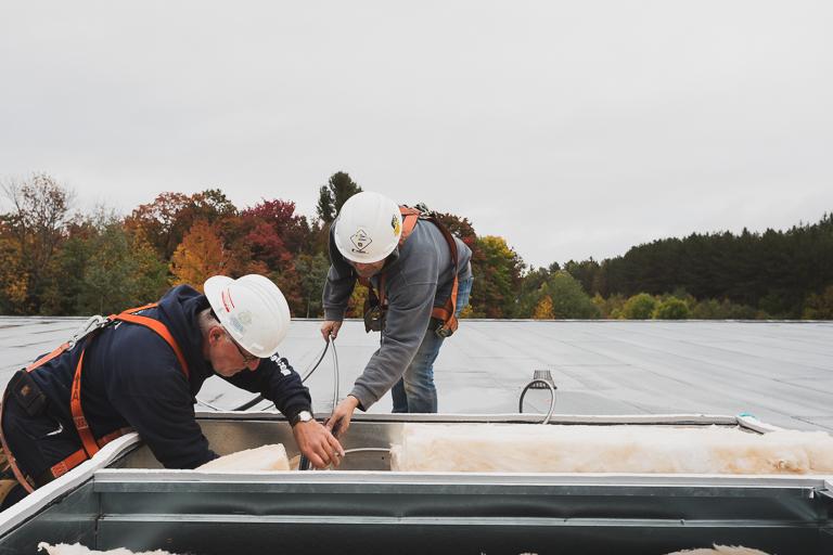 Enair Contrôle des services résidentiel commercial et industriel en ventilation électricité chauffage climatisation contrôle